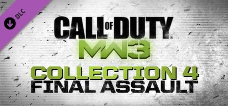 Call of Duty MW3 Collection 4 Final Assault