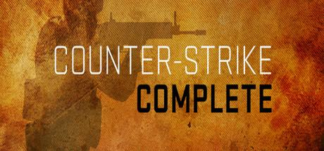 Counter-Strike Complete(CS GO Prime Status Upgrade + CS Source + CS 1.6)