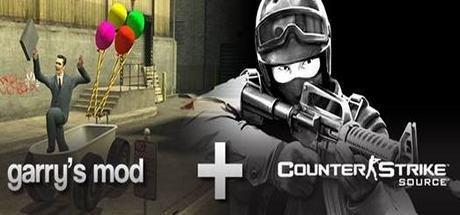 Garrys Mod + Counter-Strike: Source