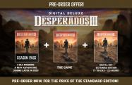 Desperados III Digital Deluxe Edition купить