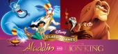Disney Classic Games: Aladdin and The Lion King купить