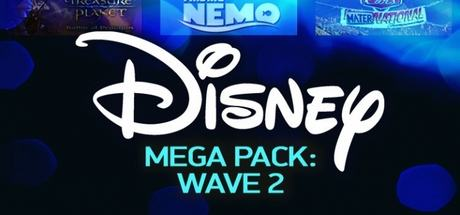 Disney Mega Pack: Wave 2