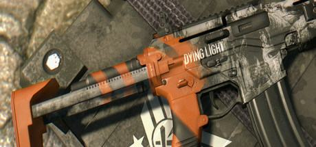 Dying Light - Harran Military Rifle