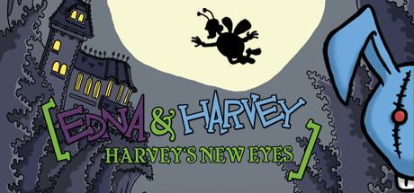 Edna & Harvey: Harveys New Eyes