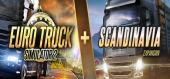 Купить Euro Truck Simulator 2 - North Expansion Bundle