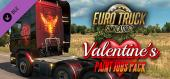 Купить Euro Truck Simulator 2 - Valentine's Paint Jobs Pack