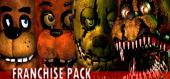 Купить Five Nights at Freddy's Franchise Pack (1-4)