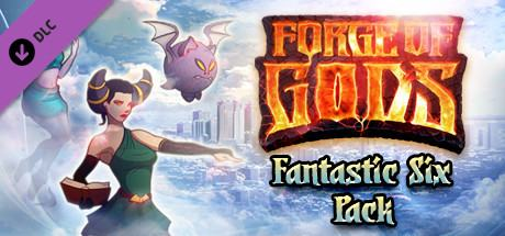 Forge of Gods: Fantastic Six pack