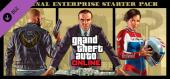 Купить Grand Theft Auto V - Criminal Enterprise Starter Pack DLC