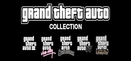 Grand Theft Auto Complete Pack (GTA 4 + GTA 3+ Episodes from Liberty City + San Andreas + Vice City)