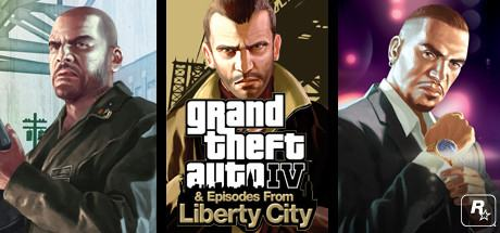 Grand Theft Auto 4 + Episodes from Liberty City(GTA 4)