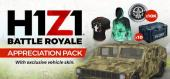 Купить H1Z1 + Appreciation Pack