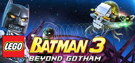 LEGO Batman3: Beyond Gotham
