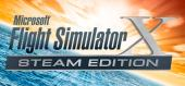 Microsoft Flight Simulator X: Steam Edition купить
