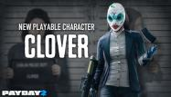 PAYDAY 2: Clover Character Pack купить