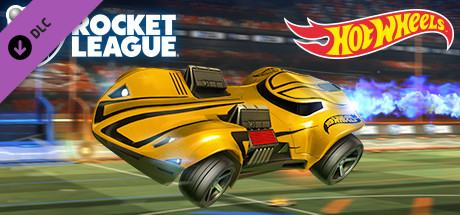 Rocket League - Hot Wheels Twin Mill III