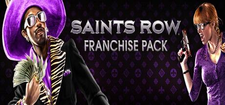 Saints Row Franchise Pack
