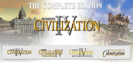 Sid Meiers Civilization IV - The Complete Edition