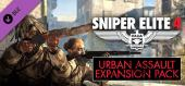 Купить Sniper Elite 4 - Urban Assault Expansion Pack