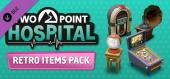 Two Point Hospital: Retro Items Pack купить